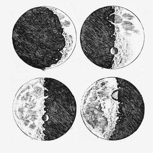 Galileo's moons