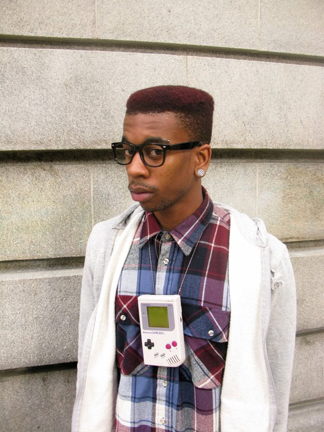 Game Boy Bling Bling