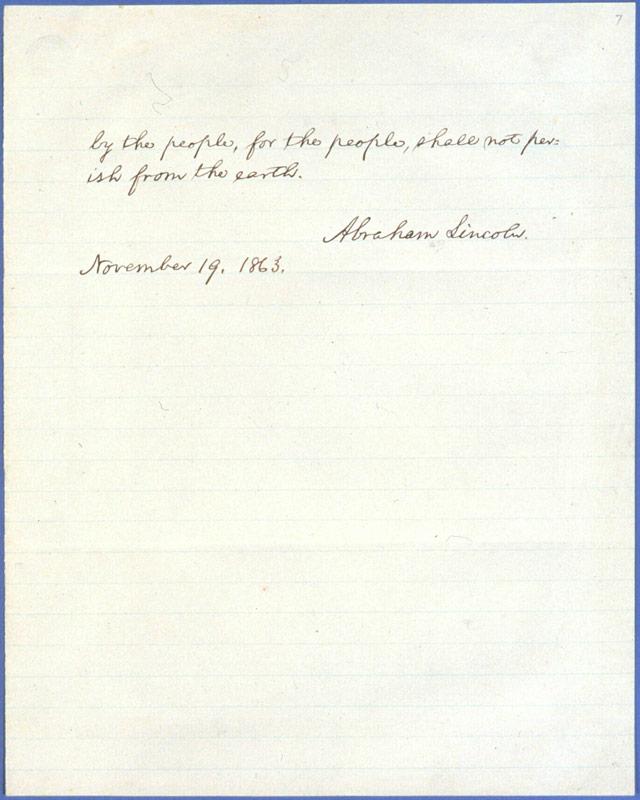Gettysburg Address 3