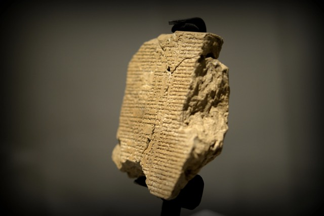 Comparison of Babylonian and Noahic Flood Stories