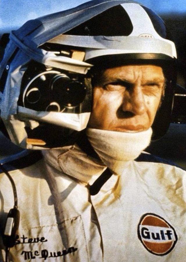 GoPro 1960s McQueen