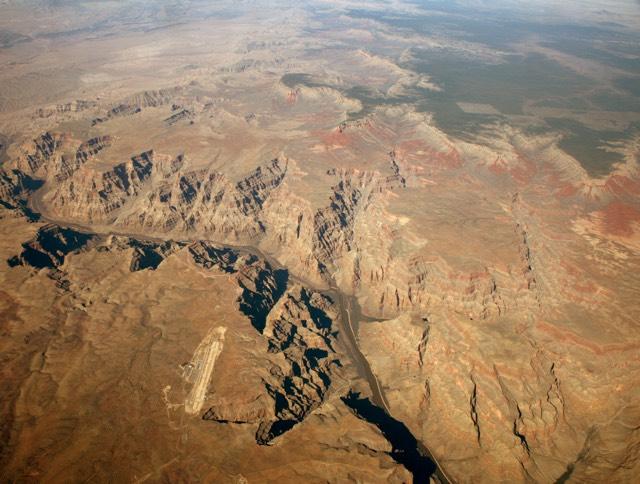 Grand Canyon Plane