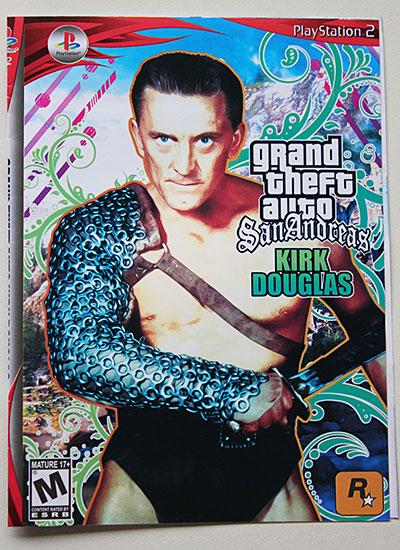 GTA Kirk Douglas