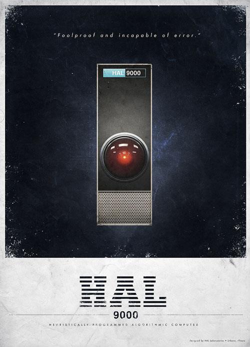 HAL-9000 Ad