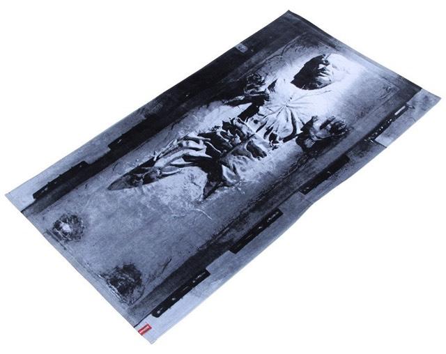 Han Solo Beach Towel