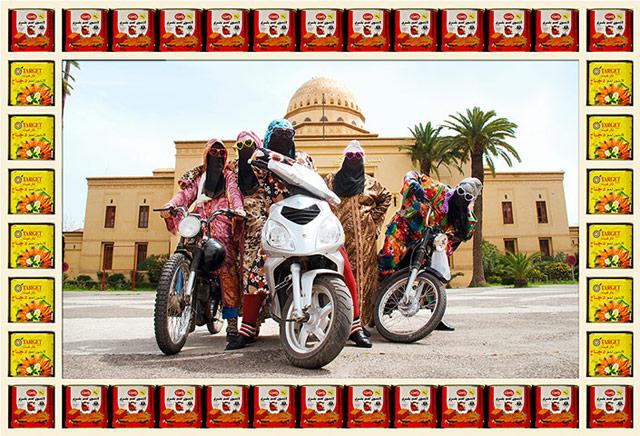 Hassan Hajjaj Bike