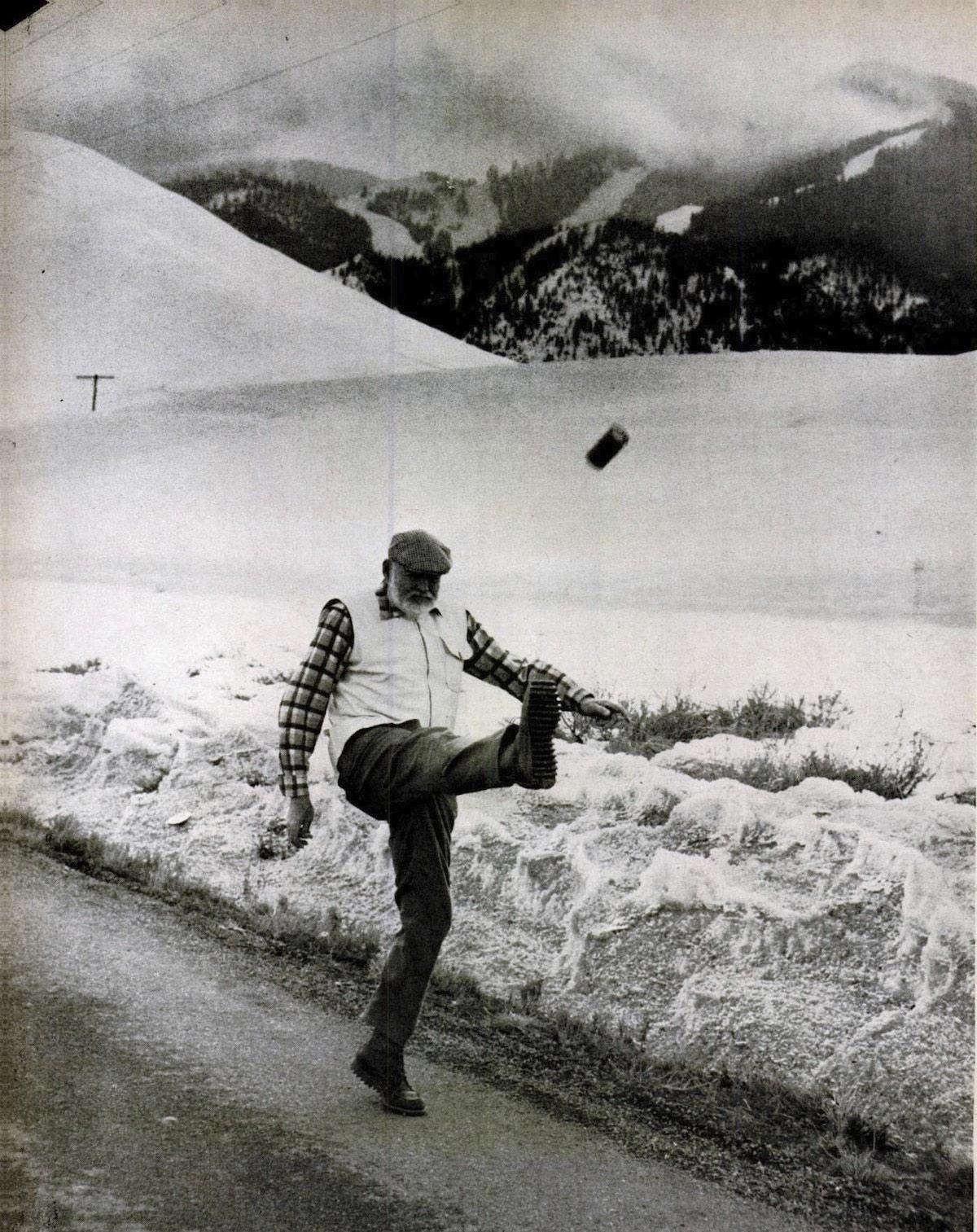 Hemingway Kicks