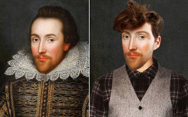Hipster Shakespeare