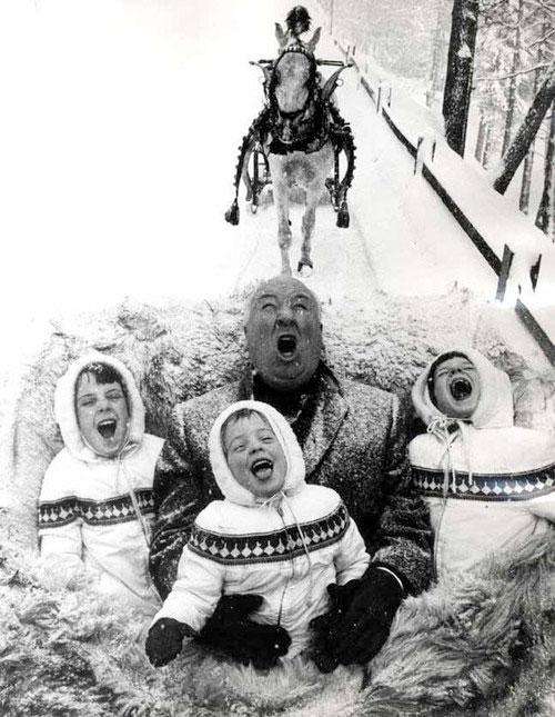 Hitchcock grandkids