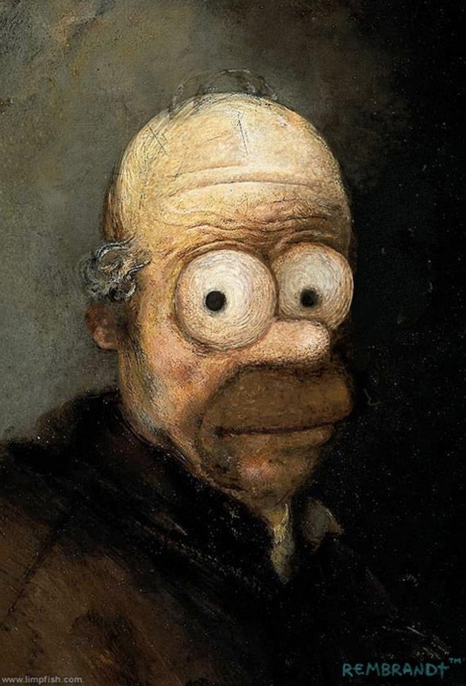 Homer Rembrandt