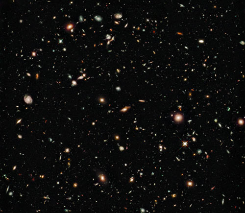 Hubble IR Deep Field