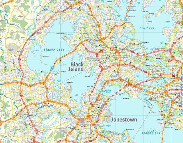 Ian Silva Maps