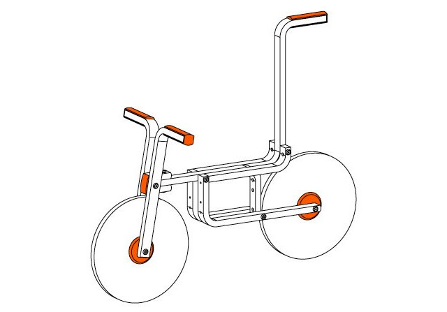Ikea Bicycle