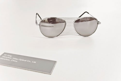 Incorrect sunglasses