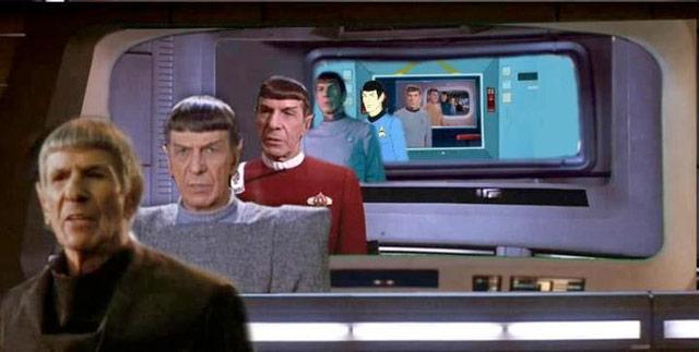 Infinite Spock