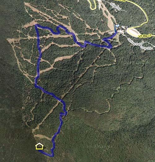 iTrail Google Maps