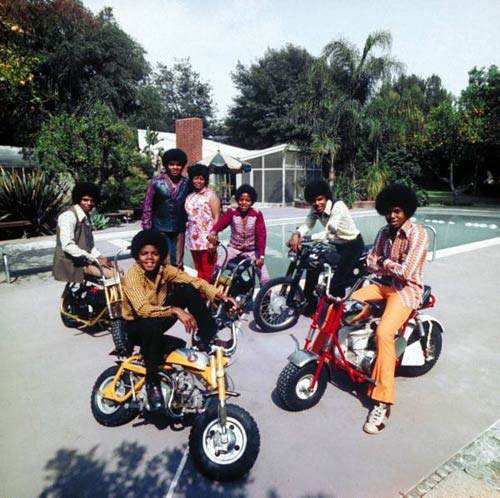 Jackson 5 Scooters