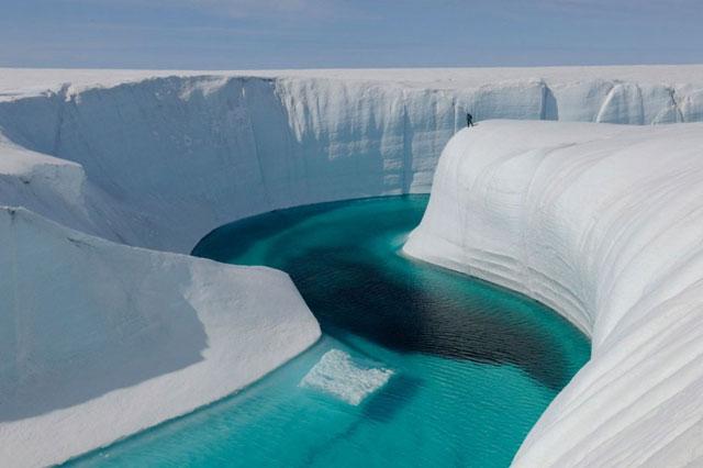 James Balog Glacier