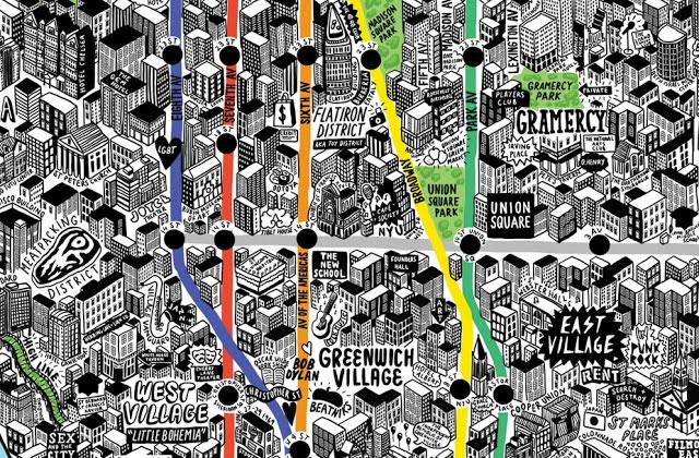 Jenni Sparks Map