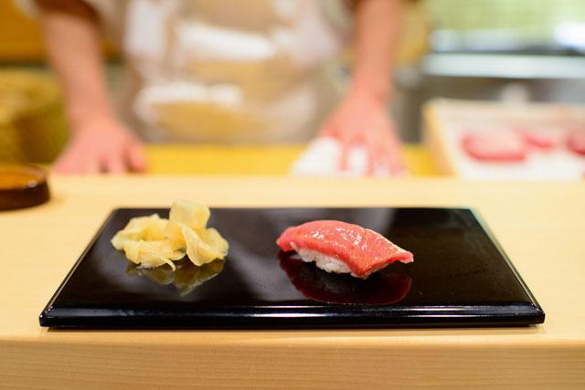 Jiro's sushi