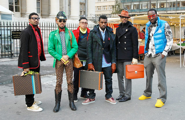 Kanye Entourage