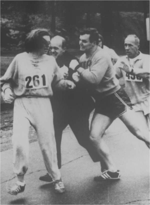 Kathrine Switzer