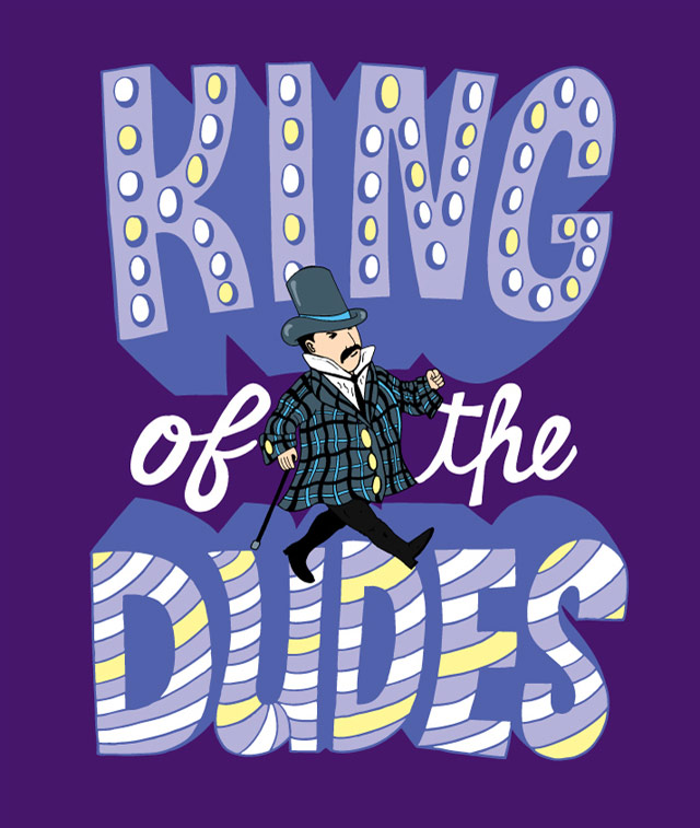 King Of The Dudes