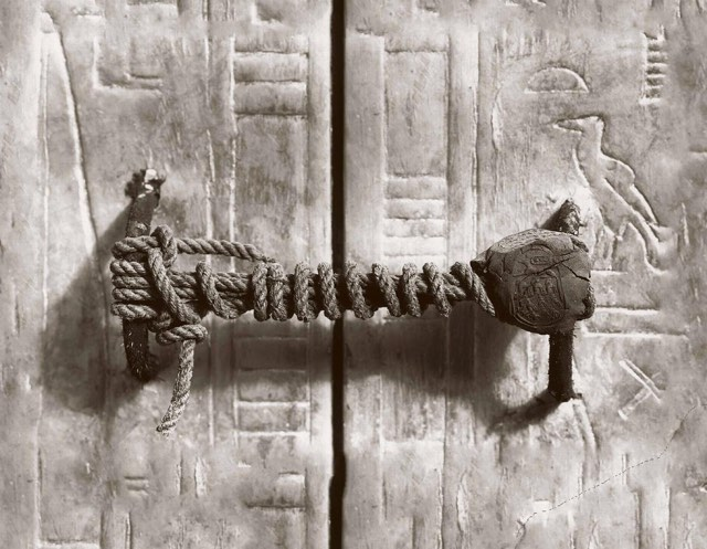 King Tut Rope Seal