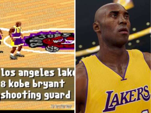 Kobe Bryant, Now And Then