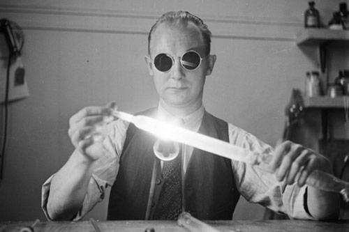 Kubrick, New York, 1940s