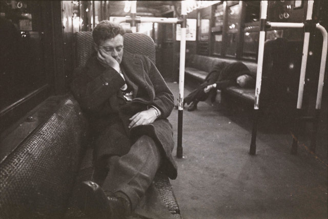 Kubrick NYC subway