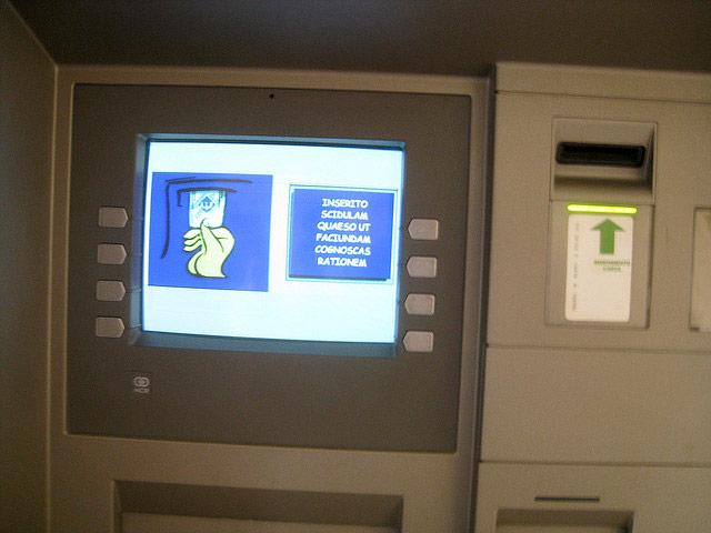 Latin ATM