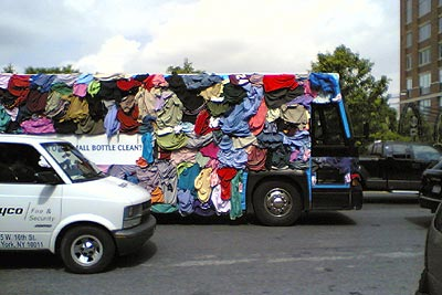 Laundry Bus