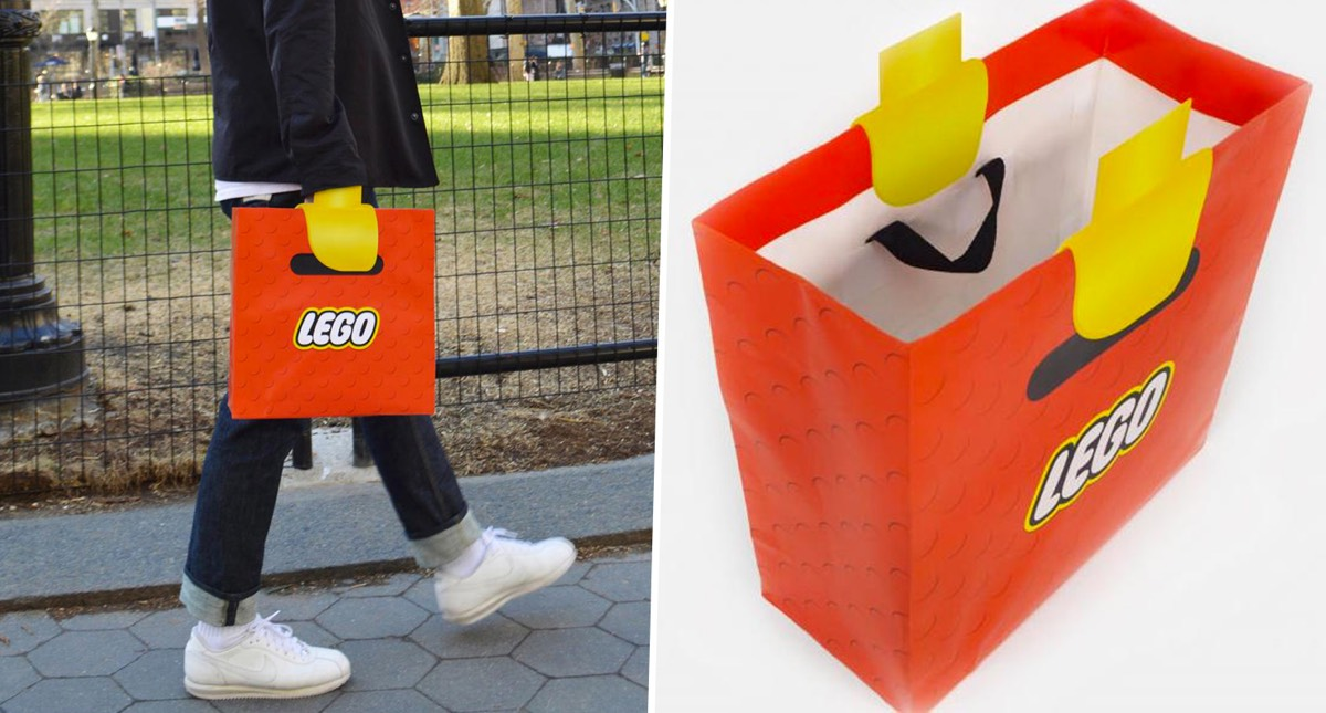 Lego Bag Design
