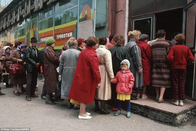 Lines Soviet