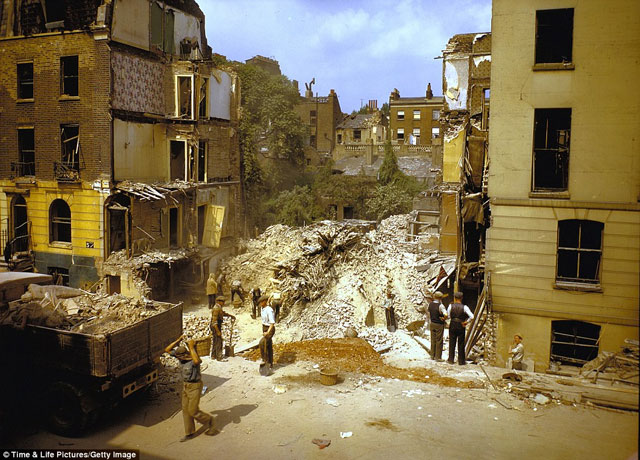 London Blitz