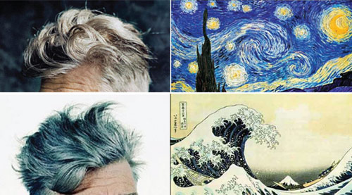 Lynch Hair Art