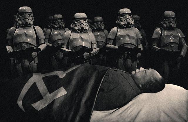 Mao Stormtroopers