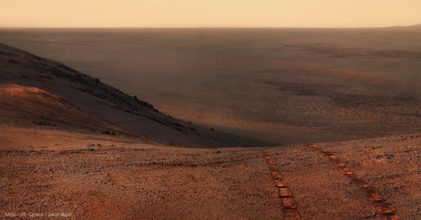 Mars Opportunity 2017