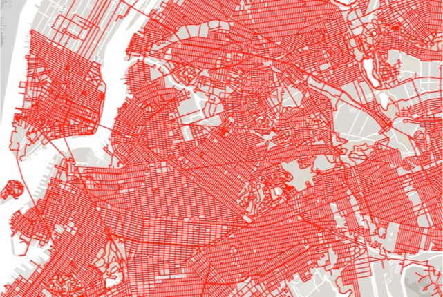 Matt Green NYC map