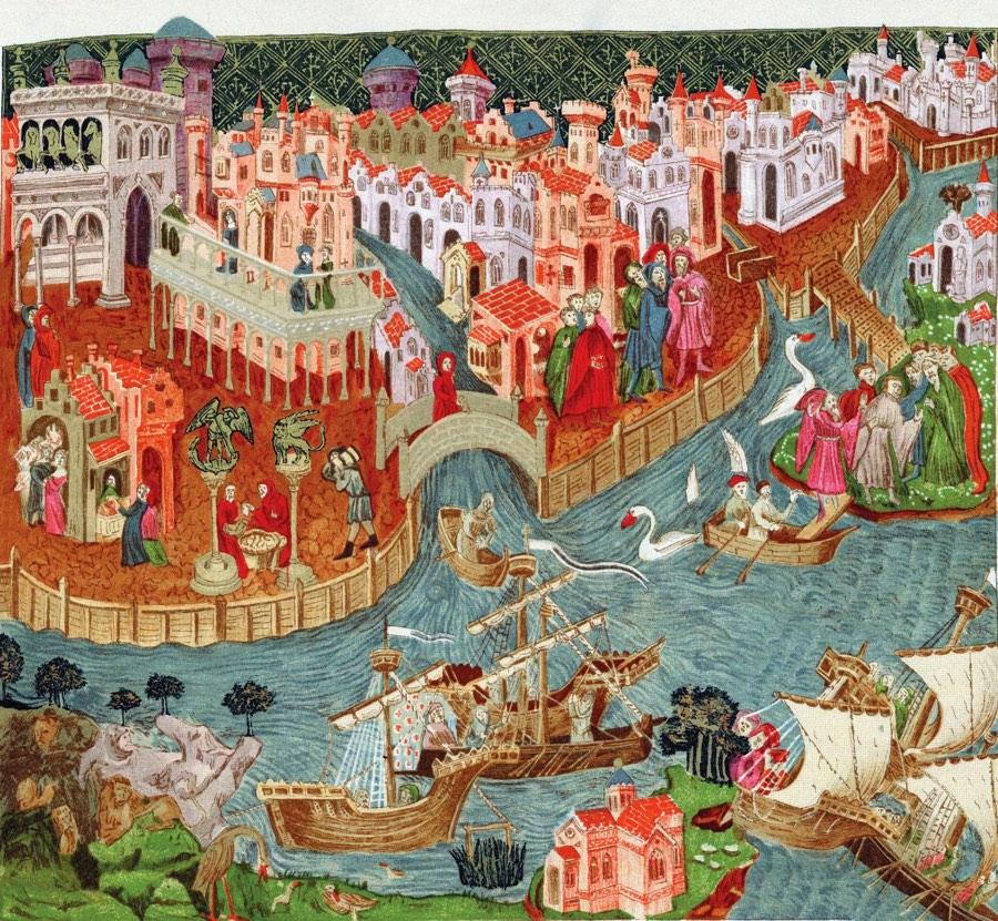 Medieval Europe Wickham