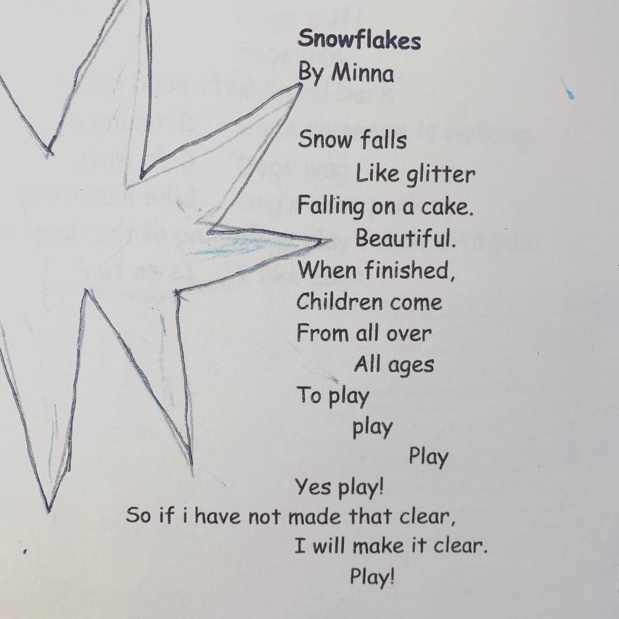 Minna Snowflakes