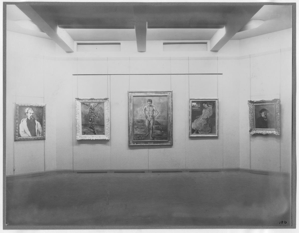 MoMA Exhibition History