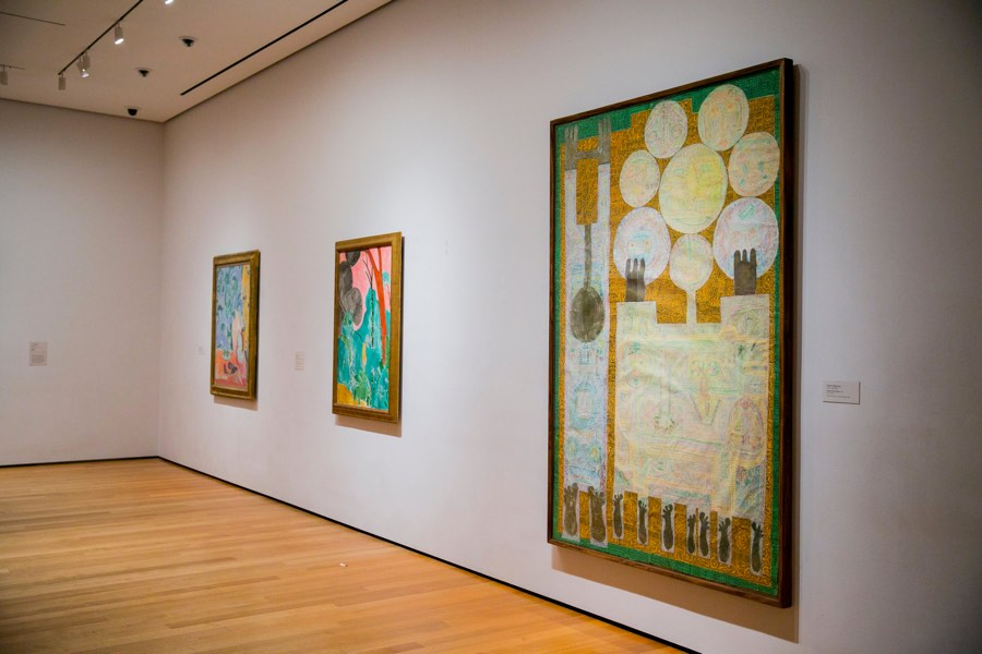 MoMA Travel Ban Art