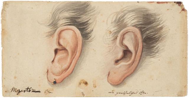 Mozart's Ear