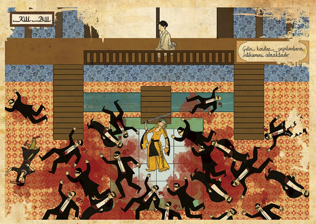 Murat Palta Kill Bill