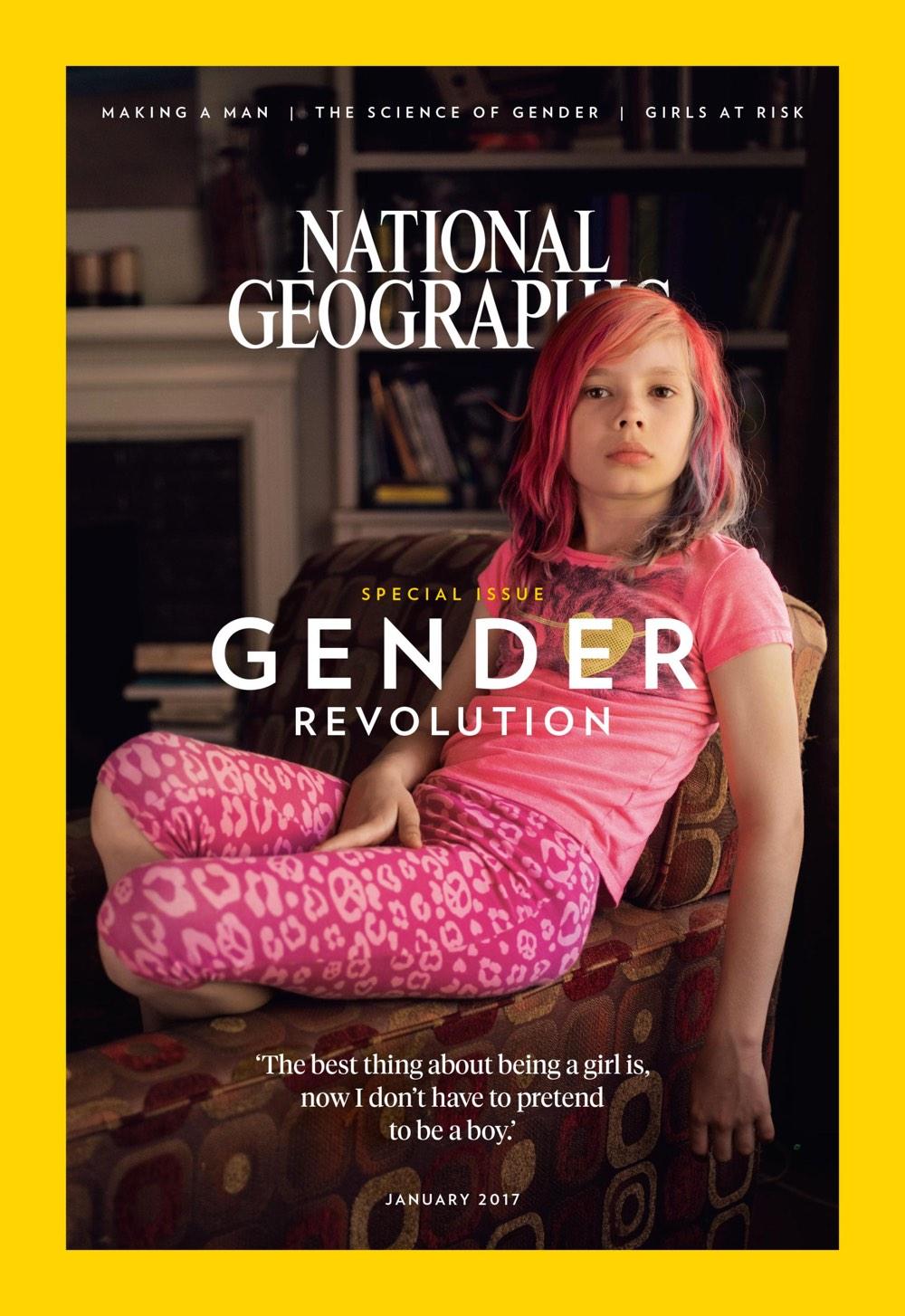 Nat Geo Gender