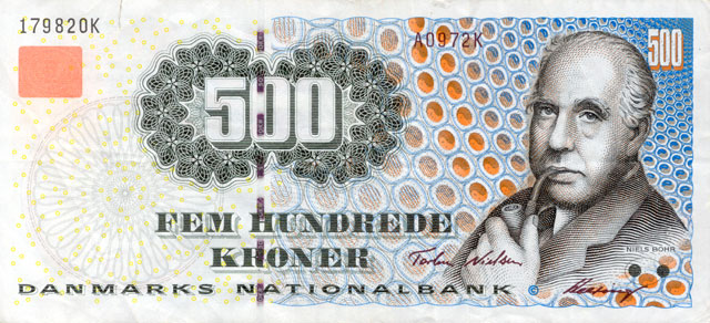 Niels Bohr Currency