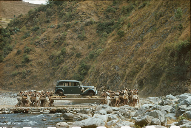 Nepal Car 1950