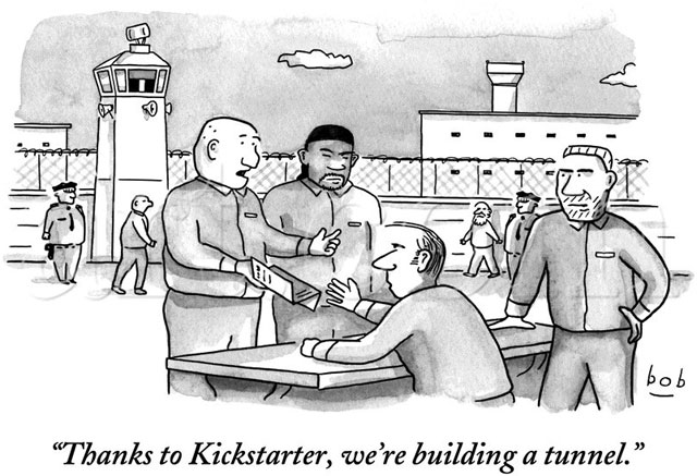New Yorker Kickstarter